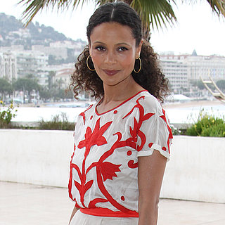 Thandie Newton Wears Temperley in Cannes