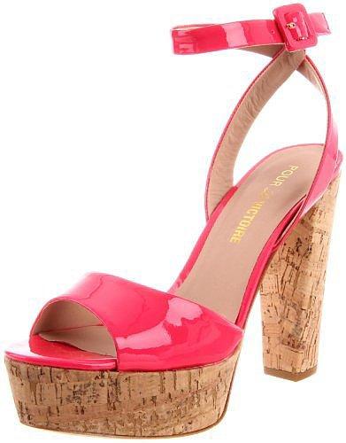 Pour La Victoire Women's Nasha Platform Sandal