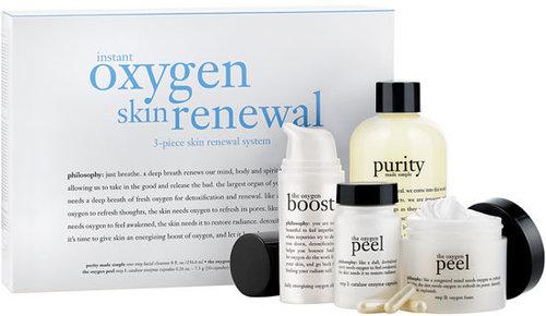 philosophy 'instant oxygen skin renewal' set ($125 Value)
