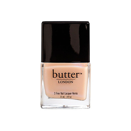 Try Butter London Hen Party ($15) for a sheer wash of color that has a scintillating opal finish.