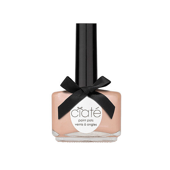 Ciate Paint Pot in Members Only ($15) is like bronzer for your nails, giving your digits a sparkling touch of warm color.