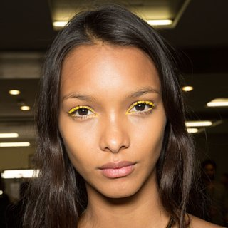 Yellow Makeup Trend | Spring 2013