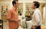 Will Arnett and Jason Bateman on new episodes of Arrested Development. Photos courtesy of Netflix