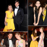 Olivia, Emmy, and Nicky Get Glamorous For a Charitable Night in NYC