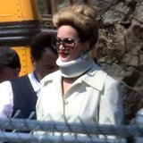 Jennifer Lawrence Wearing Neck Brace | Video