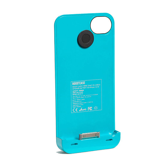 Hybrid iPhone Battery Sleeve