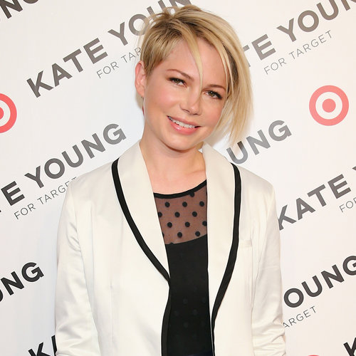 Michelle Williams at Target Kate Young Party | Pictures