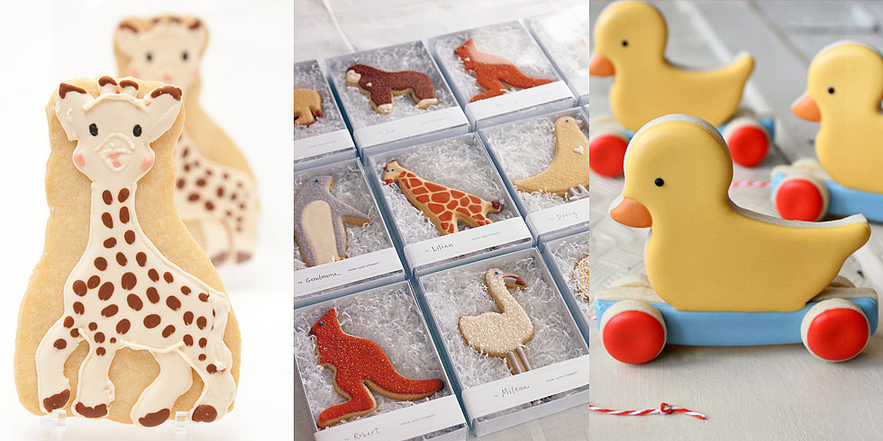 16 of the Cutest Baby Shower Cookies Ever!