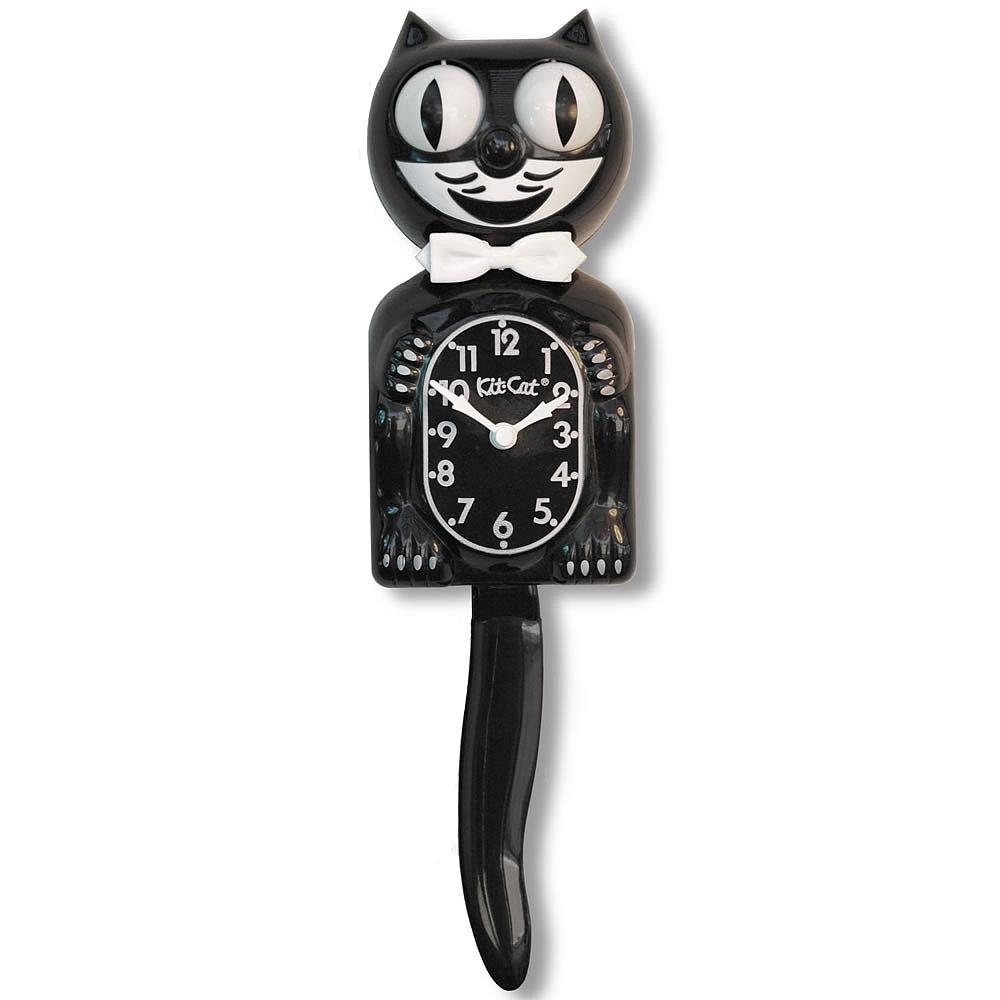 Kitty-Cat Clock ($40)