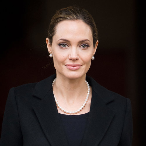 Angelina Jolie at G8 Summit 2013 | Photos