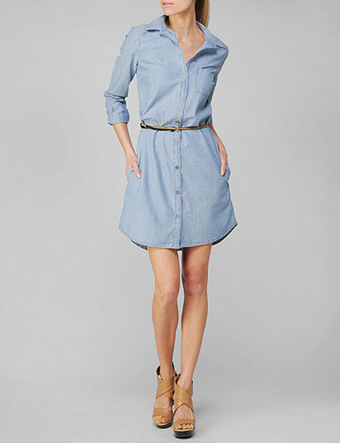 Elliot Shirtdress - Ava Chambray