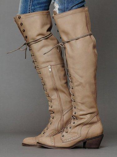 Joe Lace Up Boot