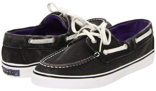 Sperry Top-Sider - Biscayne (Black) - Footwear