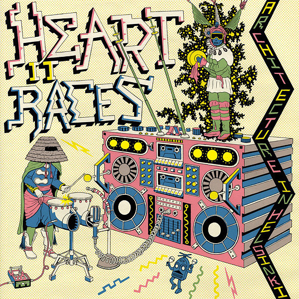 """Heart It Races"" by Dr. Dog"