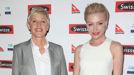 Video: Are Ellen DeGeneres and Portia de Rossi Going to Have Children?