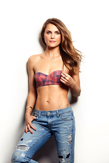 "Keri Russell Shows Skin in Women's Health and Says, ""I Eat Everything"""