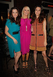 Amanda Seyfried Teams Up With Naya Rivera and Jennifer Morrison For an Allure Event
