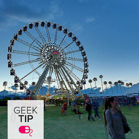 Apps to Organize Your Coachella Time