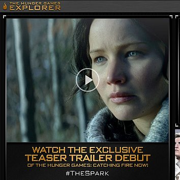 Hunger Games Internet Explorer