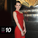 Hilary Rhoda Leads This Week's Style Pack
