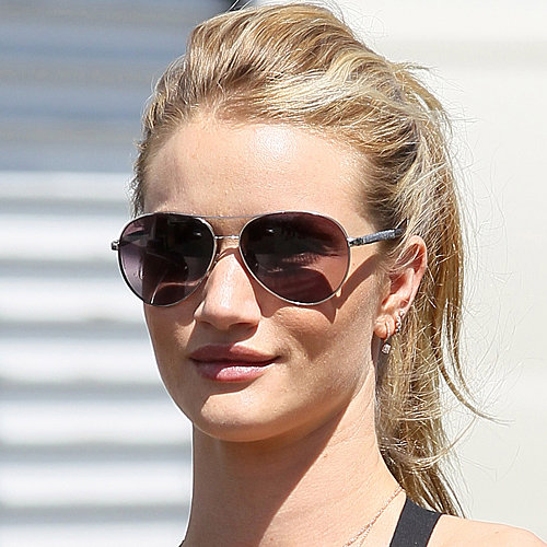 Rosie Huntington-Whiteley's Rose Sunglasses