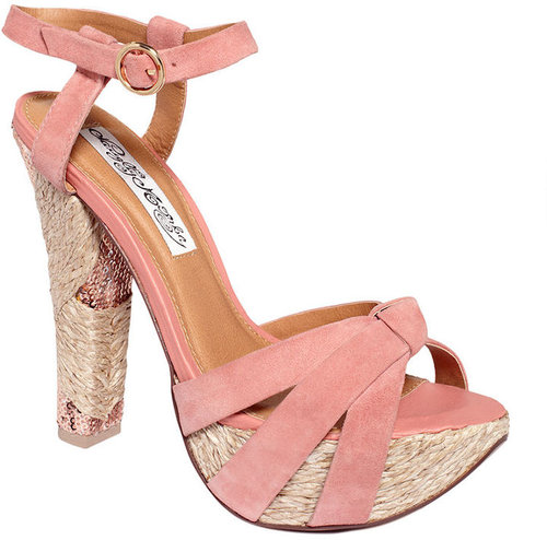 Naughty Monkey Shoes, Fiesta Frenzy Platform Sandals