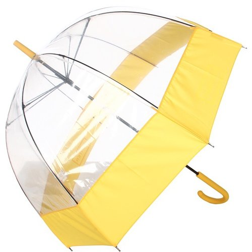 Hunter - Ladies Bubble Umbrella (Yellow) - Accessories
