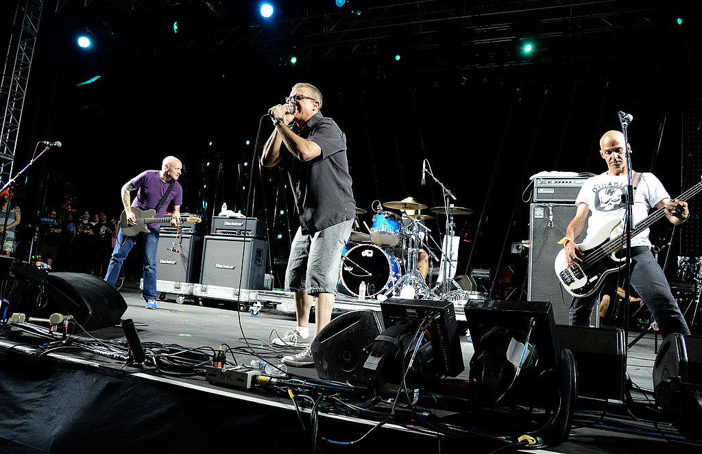 The Descendents hit the stage on day two of performances.