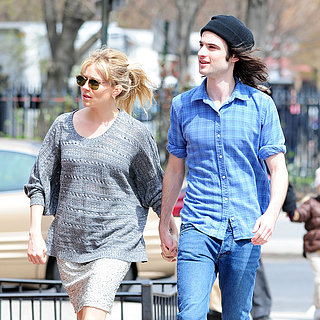 Sienna Miller Holds Hands With Tom Sturridge