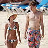 Rachel Bilson Bikini Pictures in Barbados With Boyfriend