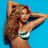 Beyonce Knowles in a Bikini in H&M Ads