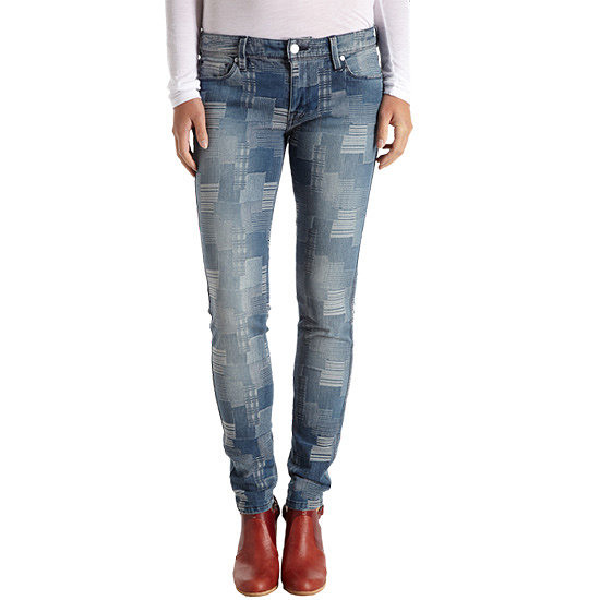We dig these Genetic Denim patchwork jeans ($99, originally $254) because they're in line with the patchwork craze. They would look awesome with just a simple tank and sandals.