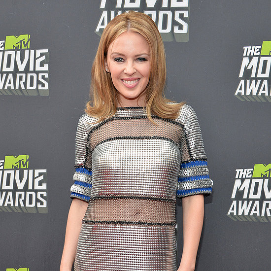 Kylie Minogue Pictures at 2013 MTV Movie Awards