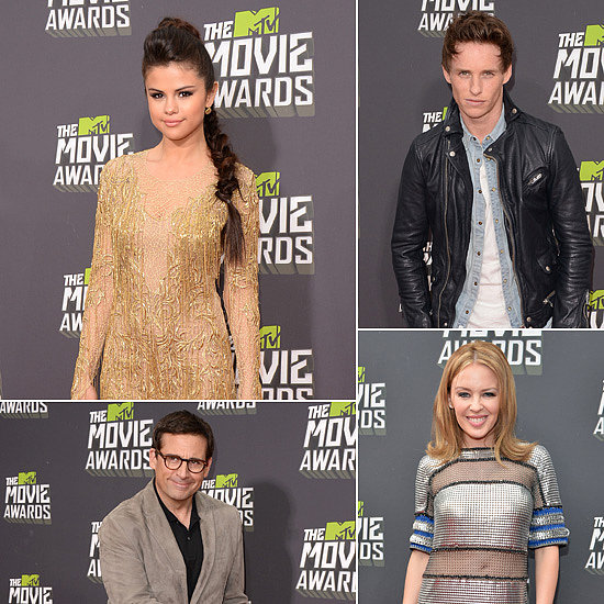 See All the Celebrity Red Carpet Arrivals at the 2013 MTV Movie Awards