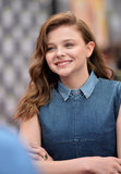Pictures of Chloë Moretz at 2013 MTV Movie Awards