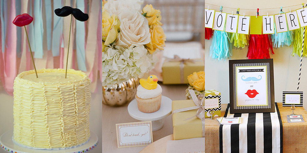 7 Inspirational Gender Reveal Parties