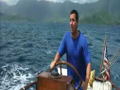 Adam Sandler in 50 First Dates