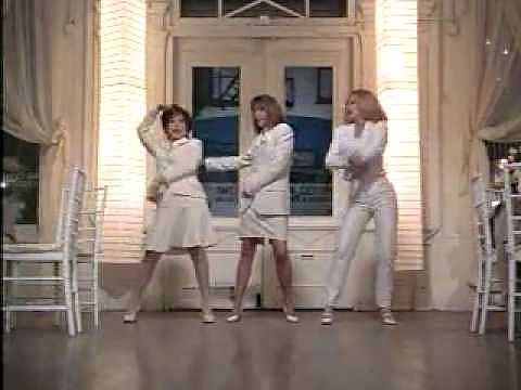 Bette Midler, Goldie Hawn, and Diane Keaton in The First Wives Club