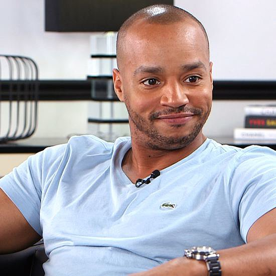 Donald Faison on His New Prank Show and a Baby Boy on the Way