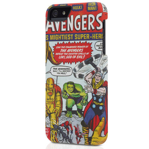 Marvel iPhone 5 Cases