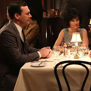Mad Men Fashion 2013