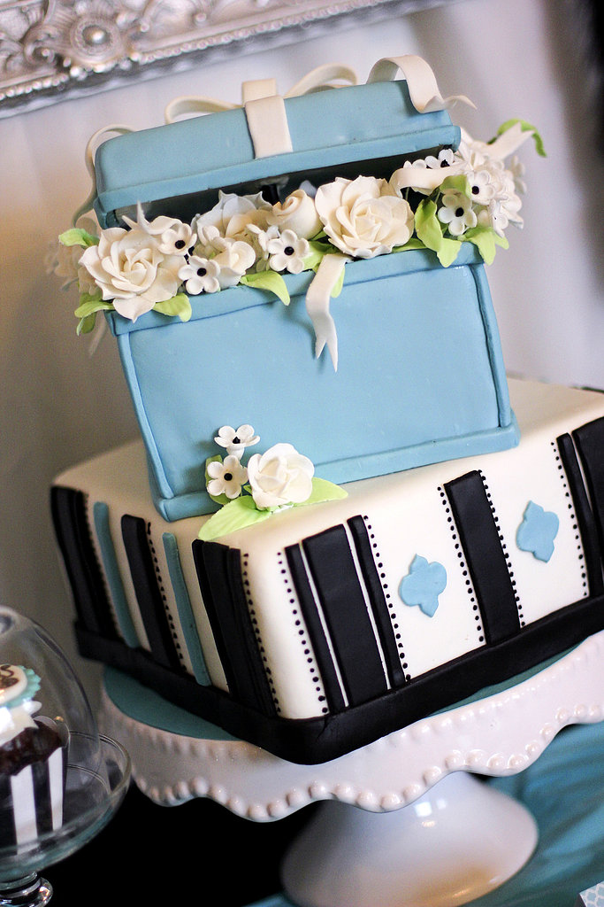 A Tiffany Cake