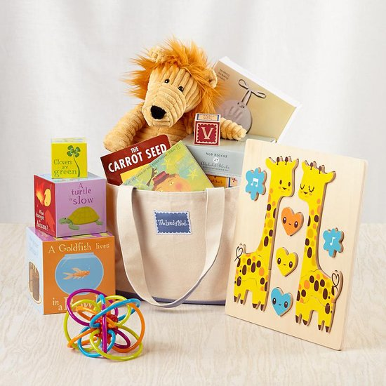 The Land of Nod Jumbo Gift Set