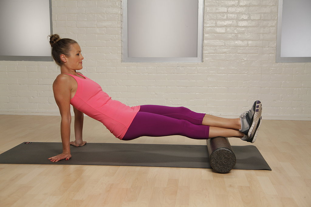 Shin Splints: Calves Roll