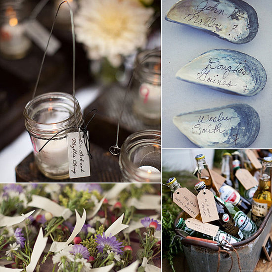 Usher in Creativity With These Escort Card Ideas