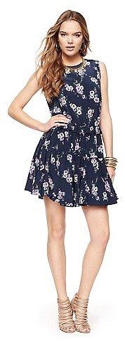 Dogwood Floral Dress
