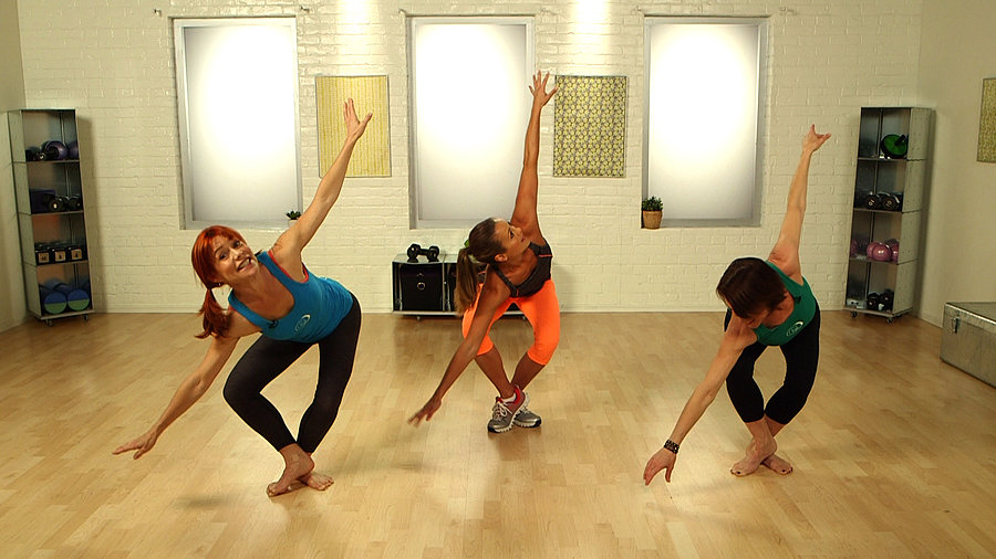 Work Your Abs and Backside With Yoga Booty Ballet
