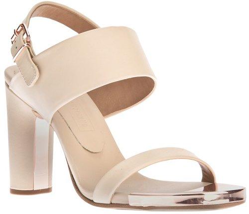 Veronique Branquinho high-heeled sandal