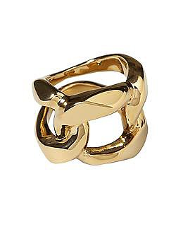 Michael Kors Chain Ring | Piperlime