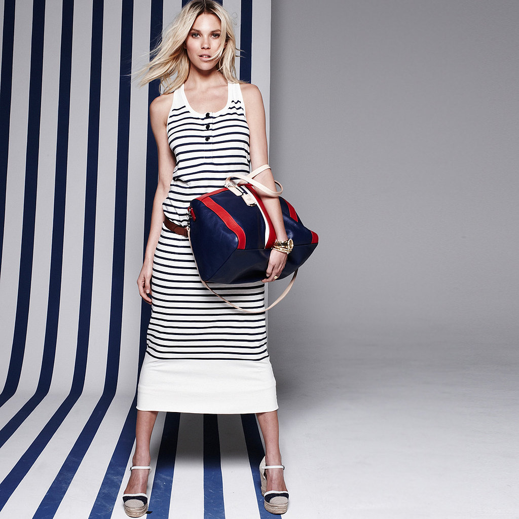 The Saint James x Coach Collaboration Answers Our Summer-Stripe Prayers